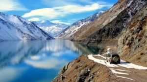 Cajon del Maipo and Embalse el Yeso Day Tour
