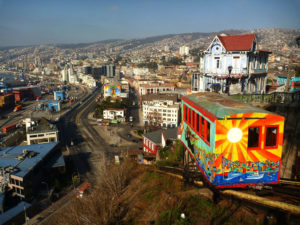 Valparaiso to Santiago Private Transfer & City Tour (or viceversa)