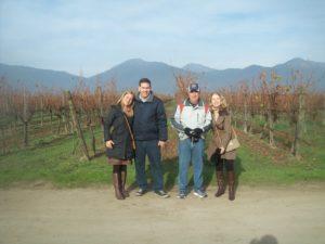 Concha y Toro & Santa Rita Winery Tour
