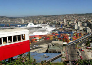 Valparaiso Private Tours, Chile Wine Tours, City Tours of Santiago Chile